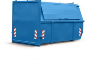 Een brakvrije container voor grof afval vinden